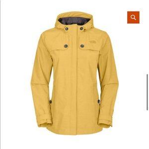The North Face Carli Jacket in Mayan Yellow
